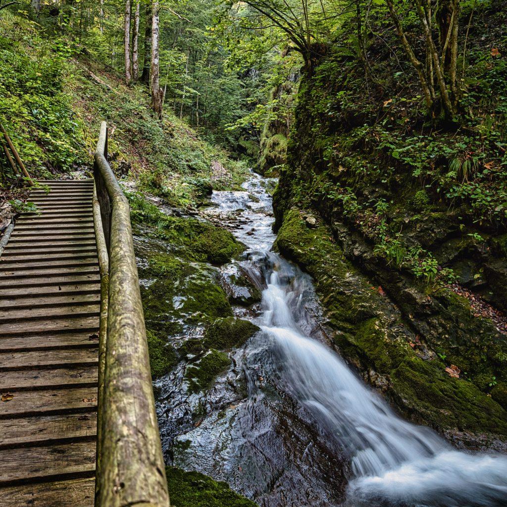 Kogler Wasserfälle 4
